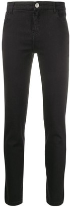 Twin-Set Mid-Rise Skinny Fit Jeans