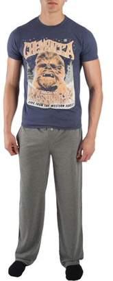 Star Wars Men's Sleep Pant with Tee Pajama Set
