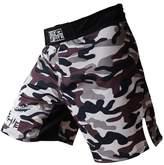 FFITE FIGHTING TECHNIQUES FFITE Thai shorts MMA Elastic waist camouflage (M, )