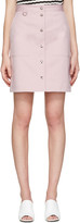 Nomia Pink Work Miniskirt