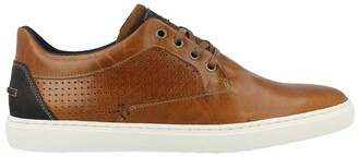 Bullboxer Perforated Leather Sneaker