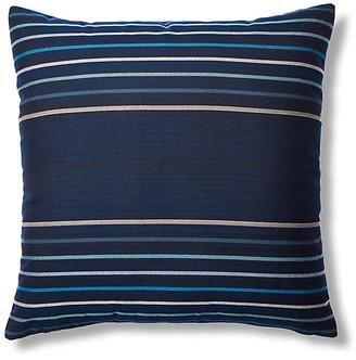 Barclay Butera Viento 22x22 Outdoor Pillow - Navy