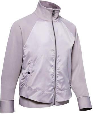 Under Armour Misty Copeland Layered-Look Jacket