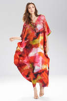 Josie Natori Sunset Square Caftan