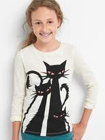 Gap Halloween long sleeve tee