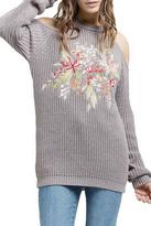 Blu Pepper Sweater Top