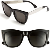 RetroSuperFuture SUPER by 'Gals Francis' Oversized Sunglasses