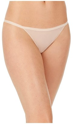 OnGossamer Sheer Bliss Bikini G1224 (Champagne) Women's Underwear