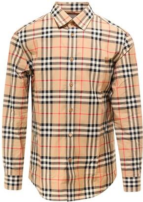 Burberry Classic Vintage Check Shirt