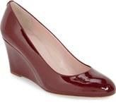 Kate Spade 'amory' round toe wedge pump (Women)