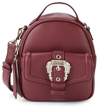 Versace Jeans Couture Convertible Crossbody Backpack