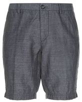 Boss Cotton-linen Shorts