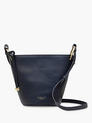Radley Dove Road Leather Cross Body Bag