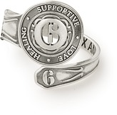 Alex and Ani Number 6 Spoon Ring