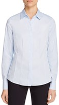 Basler Fitted Stretch Blouse