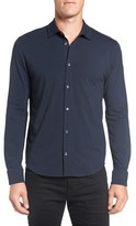 Zachary Prell Aldridge Regular Fit Jersey Sport Shirt