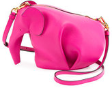 Loewe Leather Elephant Mini Bag, Tan