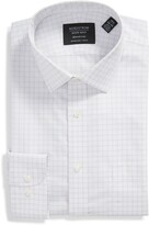 Thumbnail for your product : Nordstrom Windowpane Slim Fit Dress Shirt