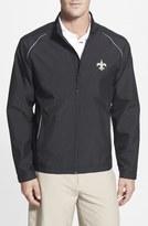 Cutter & Buck 'New Orleans Saints - Beacon' WeatherTec Wind & Water Resistant Jacket (Big & Tall)