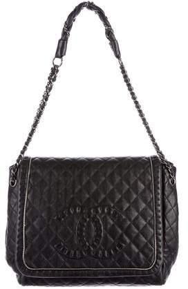 Chanel Istanbul Accordion Flap Bag