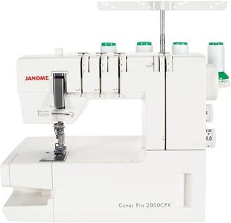 Janome Coverpro 2000CPX Coverstitch Hemmer Machine