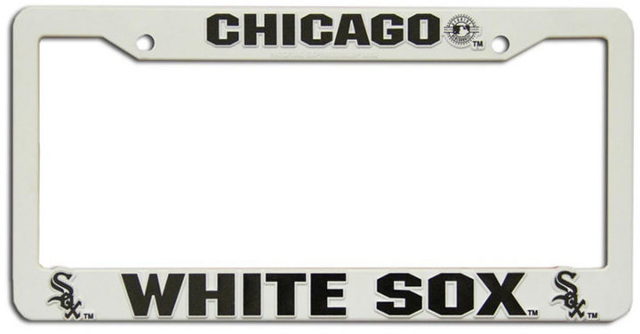 Rico Industries Chicago White Sox License Plate Frame