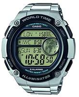 Casio Collection – Men's Digital Watch with Stainless Steel Bracelet – AE-3000WD-1AVEF