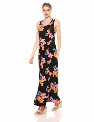 Amazon Brand - 28 Palms Women's Sleeveless Maxi Dress