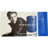 Givenchy Blue Label By Edt Vial On Card