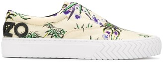 Kenzo Sea Lily K-state sneakers