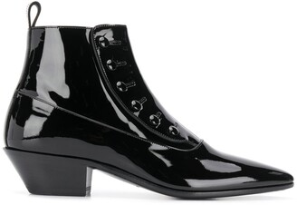 Saint Laurent Gabsty ankle boots