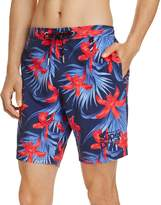 Superdry Vacation Paradise Swim Shorts