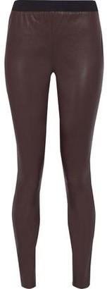 Muu Baa Muubaa Leather Leggings