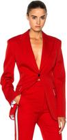 CALVIN KLEIN 205W39NYC Wool Twill Blazer