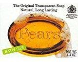 Pears Original Transparent Soap 4.4 Oz Bar by Pond's