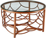 Selamat Dorian 30 Round Coffee Table, Walnut