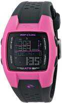 Rip Curl Women's A1041G Oceansearch Pink Digital Surf Watch
