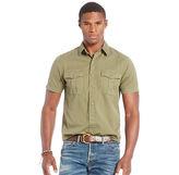 Polo Ralph Lauren Slim-Fit Cotton Utility Shirt
