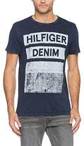 Tommy Hilfiger Men's Thdm Basic CN S/S 17 T-Shirt