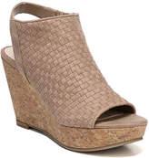 Fergalicious Women's Rasta Wedge Sandal