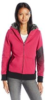 Fox Women's Intent Sasquatch Zip up Hoodie