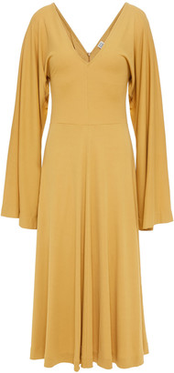Totême Bolbec Cady Midi Dress