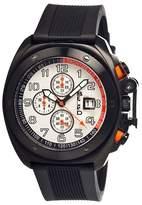 Breed Men's Sander Watch with Polyurethane Strap