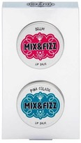 Superdrug Mix & Fizz Cocktail Lip Balm Duo Gift Set