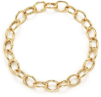 Tiffany & Co. Clasping link bracelet in 18k gold, medium