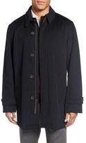 GoldenBear Men's Golden Bear Wool Overcoat