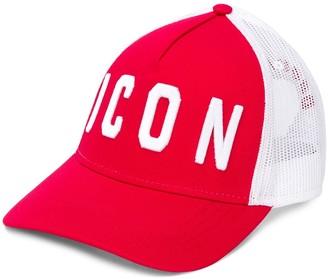 DSQUARED2 Icon trucker cap