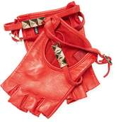 Valentino Women's Signature Short Leather Gloves