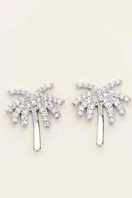 Embellish Palm Tree Earrings