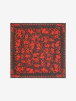 Alexander McQueen Chinese New Year Scarf